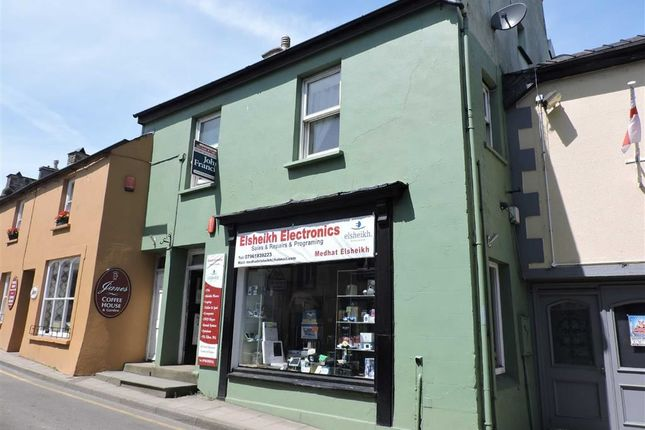 Thumbnail Property for sale in High Street, Fishguard