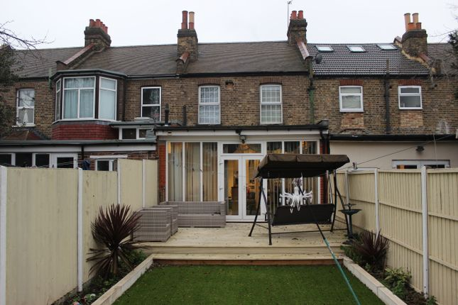 Thumbnail Terraced house to rent in St Bartholomews Road, East Ham