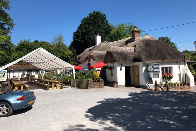 Thumbnail Pub/bar for sale in Combe Florey, Taunton