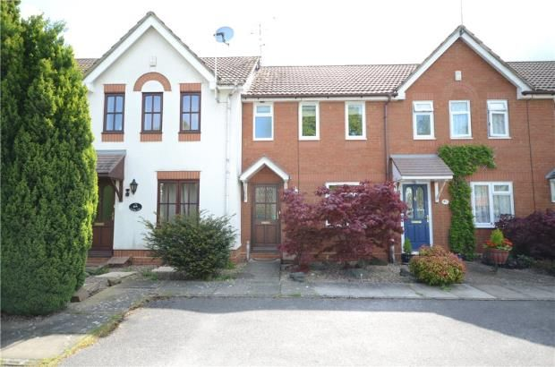 Thumbnail Terraced house for sale in Gower Park, College Town, Sandhurst