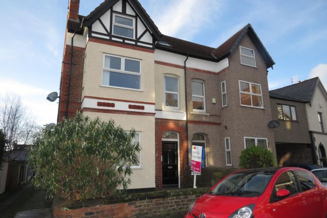 2 bed flat to rent in Westbourne Road, West Kirby, Wirral CH48