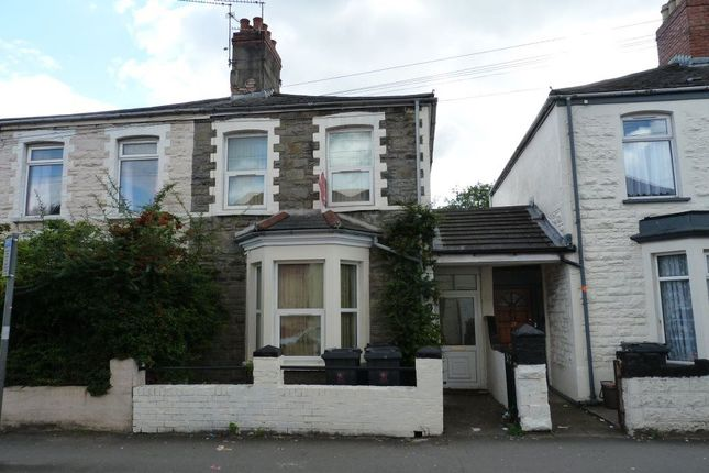Thumbnail Shared accommodation to rent in Wyeverne Road, Cathays, ( 6 Beds )