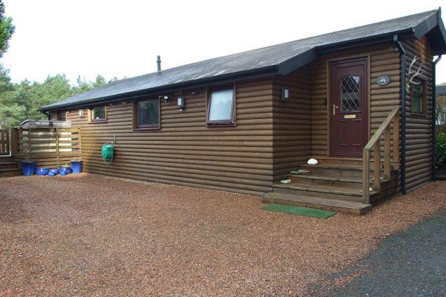 Thumbnail Detached bungalow for sale in River Tilt Leisure Park, Blair Atholl