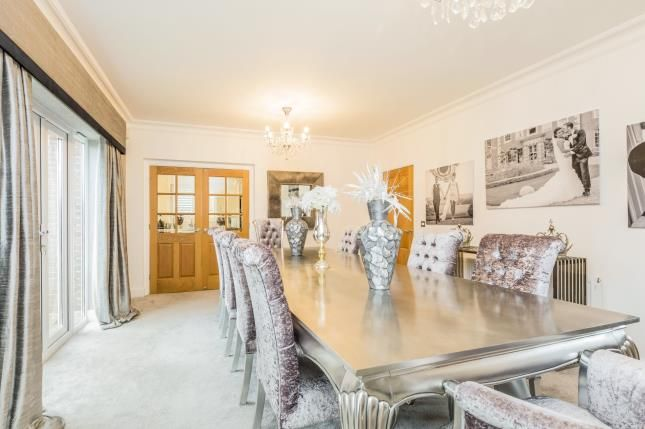 Dining Room of Hampstead Drive, Weston, Crewe, Cheshire CW2