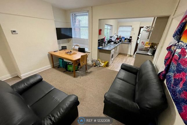 4 bed terraced house to rent in Union Road, Lincoln LN1