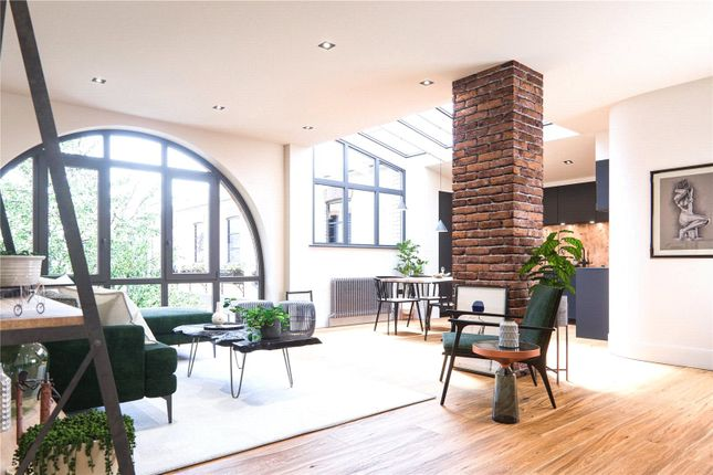 Thumbnail Flat for sale in Flat 11, 7 Old Town, Clapham, London
