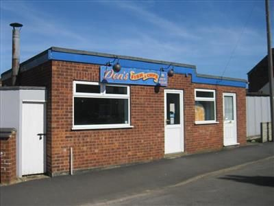 Retail premises for sale in Dan's Fish & Chip Shop, Glebe Road, Brigg, North Lincolnshire