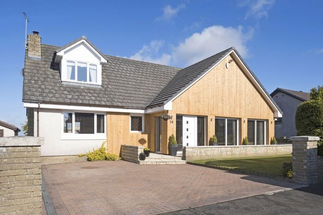 Thumbnail Detached house for sale in Cartland Road, Cartland, Lanark