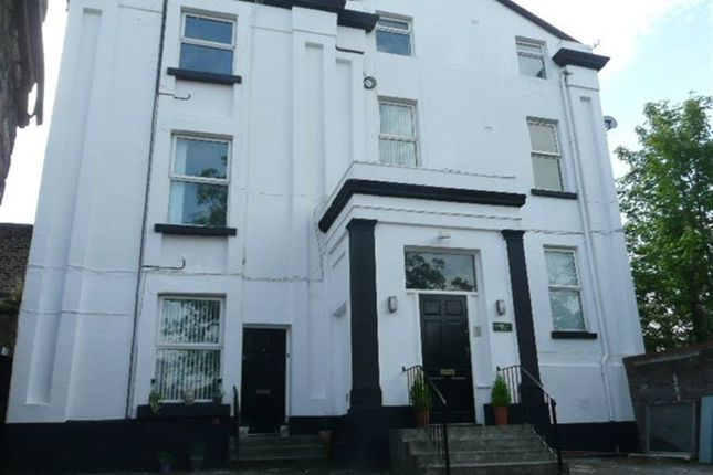 Thumbnail Flat to rent in Aigburth Vale, Aigburth, Liverpool