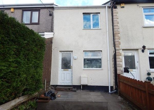 Thumbnail Terraced house for sale in 104 Queen Street, Nantyglo