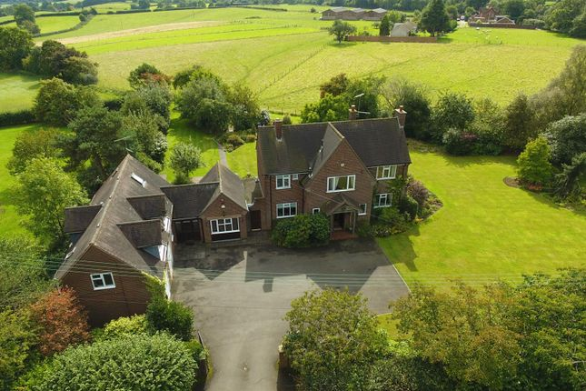 Thumbnail Detached house for sale in Hollow Tree Lane, Vigo, Bromsgrove, Worcestershire