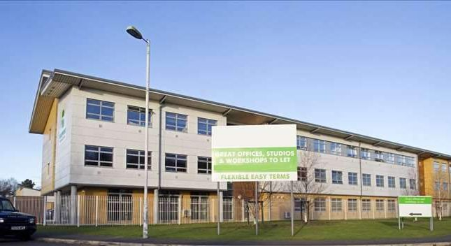 Thumbnail Office to let in Viscount, Aviation Business Park, Bournemouth International Airport, Hurn, Christchurch
