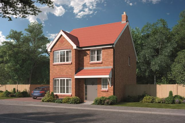 Thumbnail Detached house for sale in Banbury Road, Lighthorne Heath, Leamington Spa