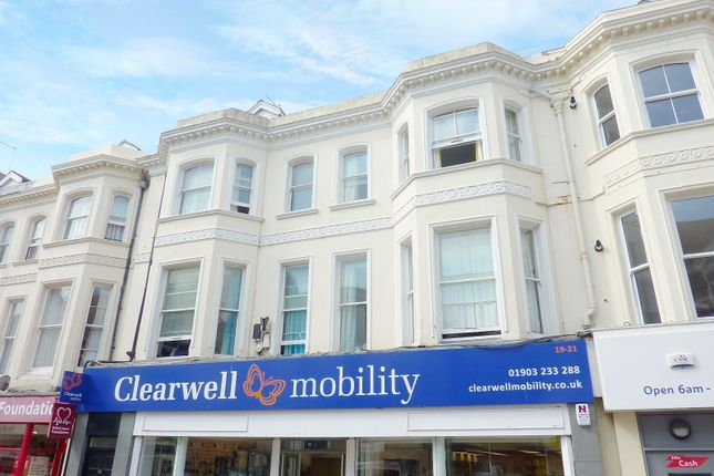 Thumbnail Flat to rent in Lennox Mews, Chapel Road, Worthing