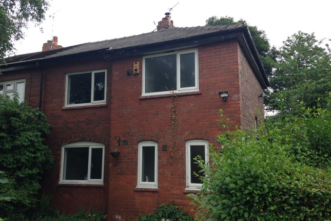 Thumbnail Semi-detached house to rent in Darley Avenue, Chorlton, Manchester