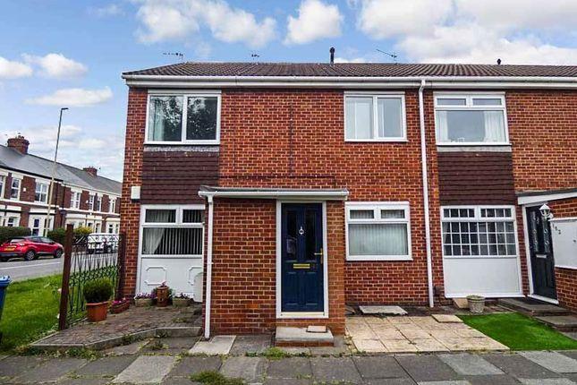 Thumbnail Flat to rent in Bede Burn Road, Jarrow
