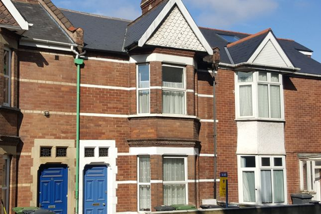 Thumbnail Terraced house to rent in West Garth Court, Cowley Bridge Road, Exeter
