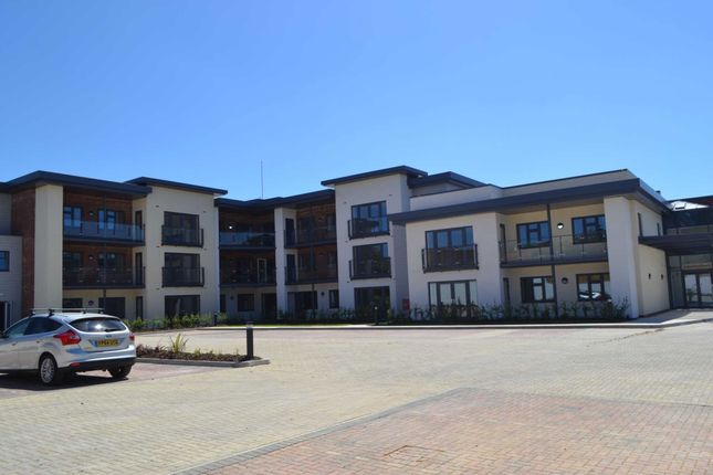 Thumbnail Flat for sale in Buckingham Close, Exmouth