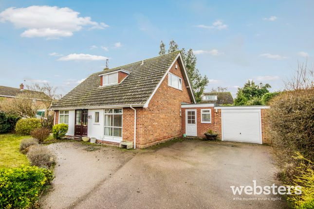 Thumbnail Detached house for sale in Kedleston Drive, Cringleford, Norwich
