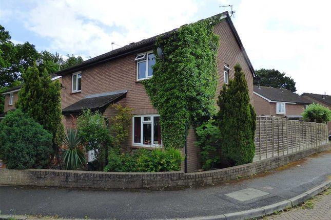 Thumbnail Semi-detached house to rent in Oak Close, Undy, Caldicot