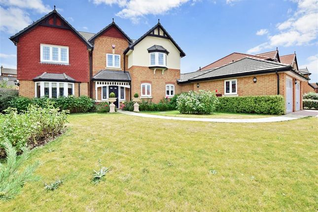 Thumbnail Detached house for sale in Carey Close, Eastchurch, Sheerness, Kent