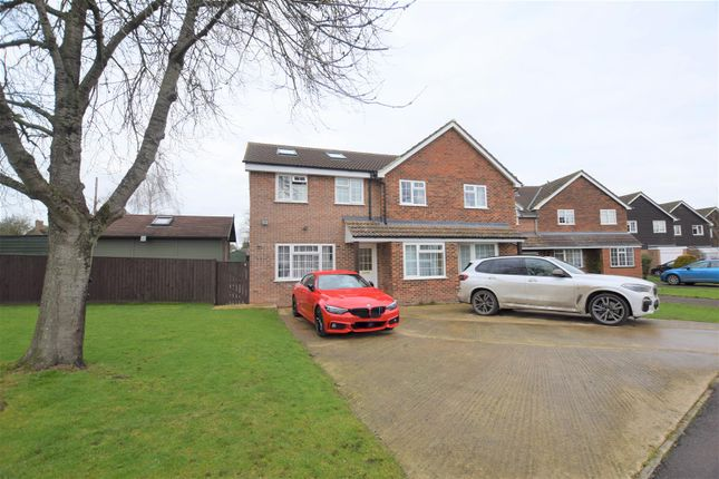 Thumbnail Property for sale in Rectory Close, Marsh Gibbon, Bicester