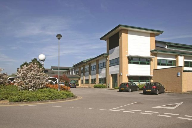 Thumbnail Office to let in Building (Suites 1004B/C/D) Cody Technology Park, Farnborough