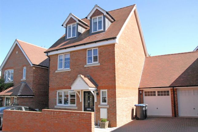 Thumbnail Semi-detached bungalow to rent in The Grange, Hurstpierpoint, Hassocks