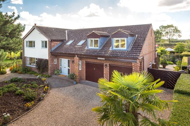 Thumbnail Detached house for sale in Moor Monkton, York, North Yorkshire