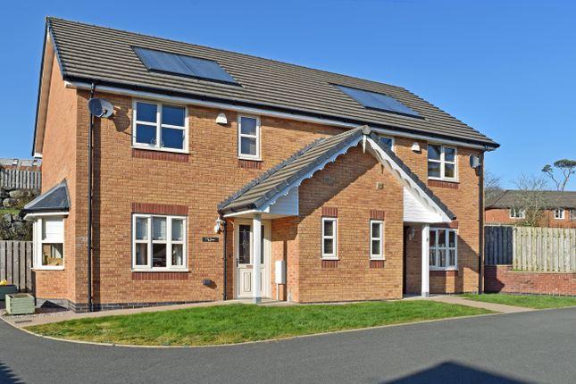 Thumbnail Semi-detached house to rent in Newbridge On Wye, Llandrindod Wells