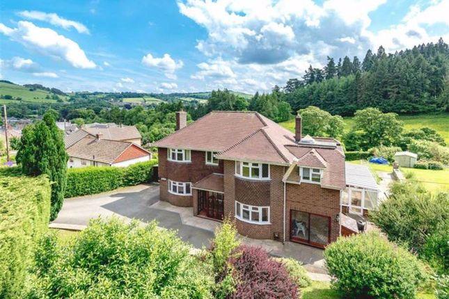 Thumbnail Detached house for sale in Llys Y Coed, Van Road, Van Road, Llanidloes, Powys