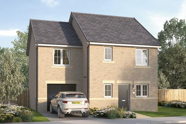 "Thumbnail Detached house for sale in ""The Tonbridge"" at Browney Lane, Browney, Durham"