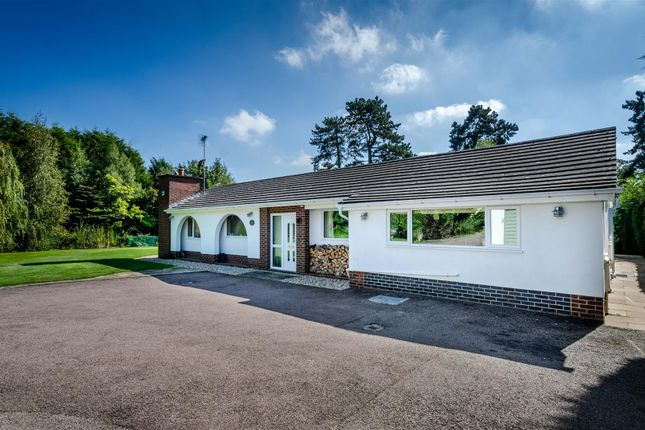 Thumbnail Detached bungalow for sale in Ivydene Close, Earl Shilton, Leicester