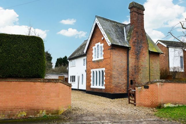 Thumbnail Detached house for sale in Pond Lane, Bentfield Road, Stansted