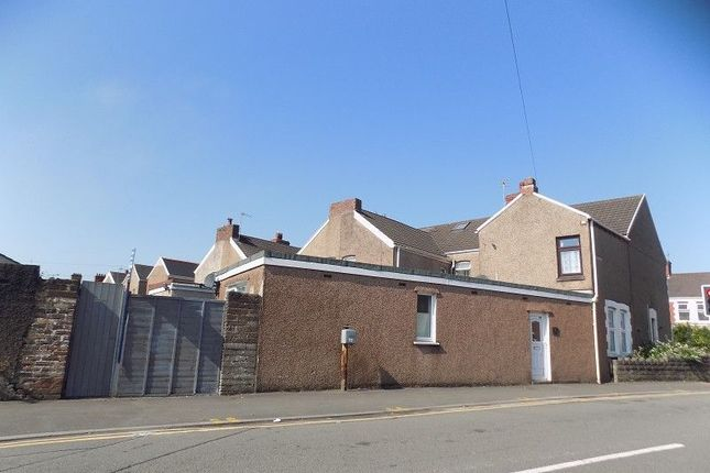 Thumbnail Flat for sale in Victoria Road, Port Talbot, Neath Port Talbot.