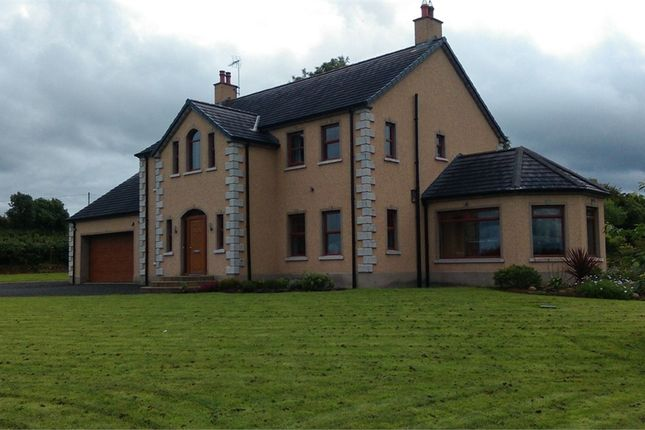 Thumbnail Detached house for sale in Ballyagan Road, Garvagh, Coleraine, County Londonderry