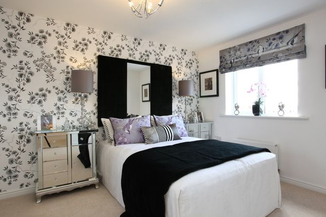 Thumbnail Detached house for sale in The Liffey, Former West Chilton Farm, Chilton, Ferryhill