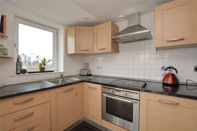 Kitchen of Mizzen Mast House, Mast Quay, Woolwich, London SE18