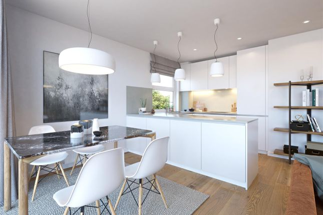 Example Kitchen/Dining Area