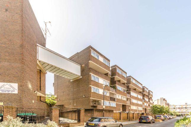 Thumbnail Flat to rent in Cyrus Street, Islington, London
