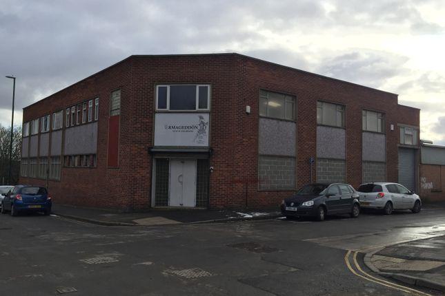Thumbnail Light industrial to let in Willoughby Street, Nottingham, Nottinghamshire