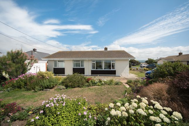 Thumbnail Detached bungalow for sale in Renfrew Drive, Ynyslas, Borth