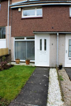Thumbnail Terraced house to rent in Douglas Park, Dunfermline, Fife