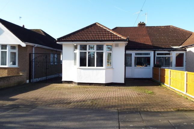 Thumbnail Bungalow for sale in Hainault, Ilford, Essex