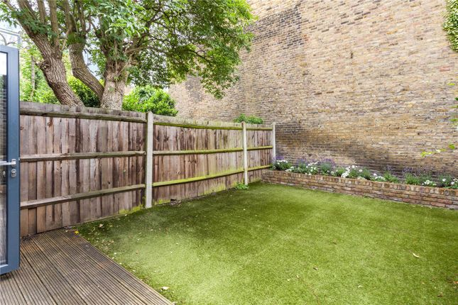 Garden of Barmouth Road, Wandsworth, London SW18