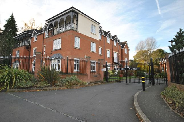 Thumbnail Flat to rent in Chancel Court, Solihull
