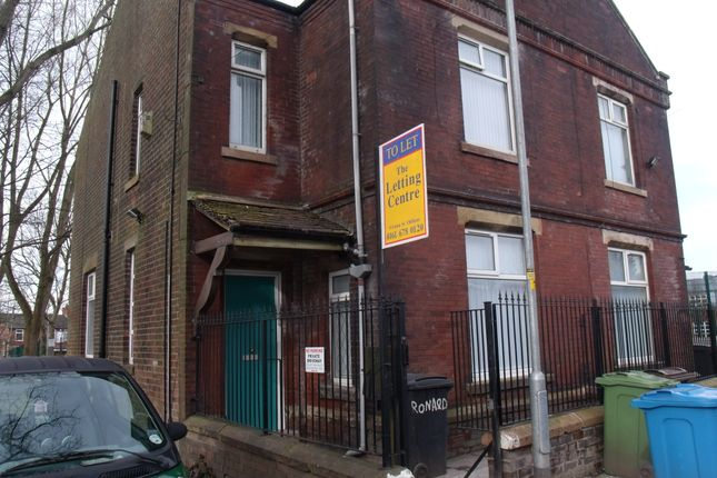 Thumbnail Flat to rent in Bewley Street, Oldham