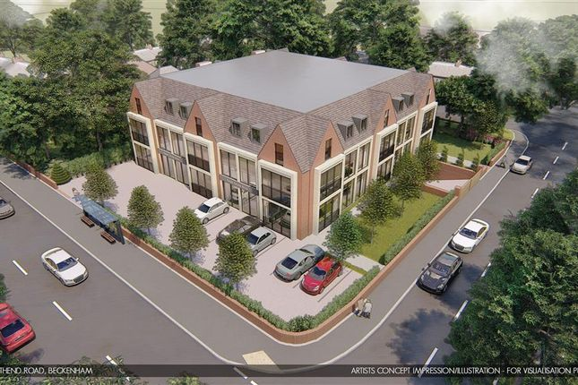 Thumbnail Commercial property for sale in Southend Road, Beckenham