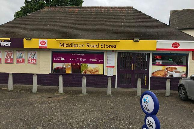 Thumbnail Retail premises for sale in 2-4 Middleton Road, Newark, Nottinghamshire