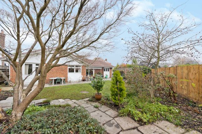 Thumbnail Bungalow for sale in Portsmouth Avenue, Thames Ditton